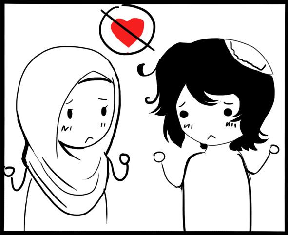 The Struggles of Interfaith Love -
