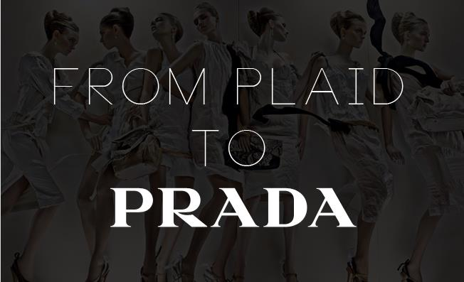 From Plaid to Prada: The Night is Dark and Full of Terrors -