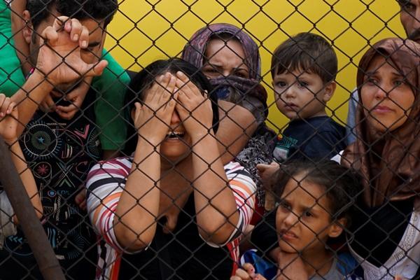 "The World's ""Blind Eye"" Towards Syria -"