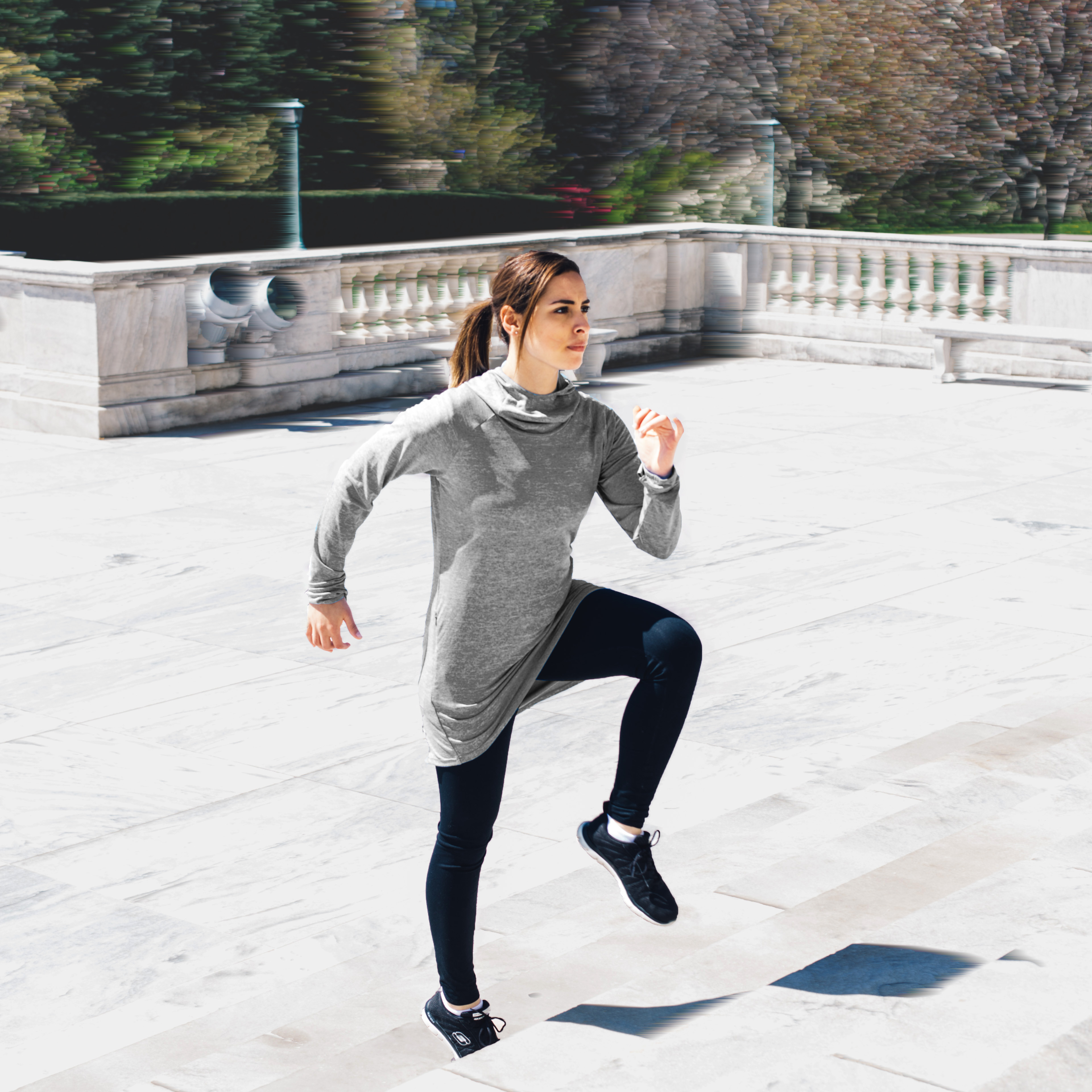Modest Activewear: Your New Favorite Gym Buddy -