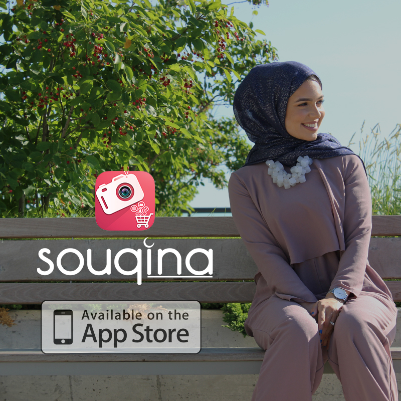 Souqina: Basically Instagram With a Buy Button -