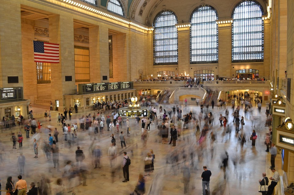 How to Survive NYC Public Transportation -