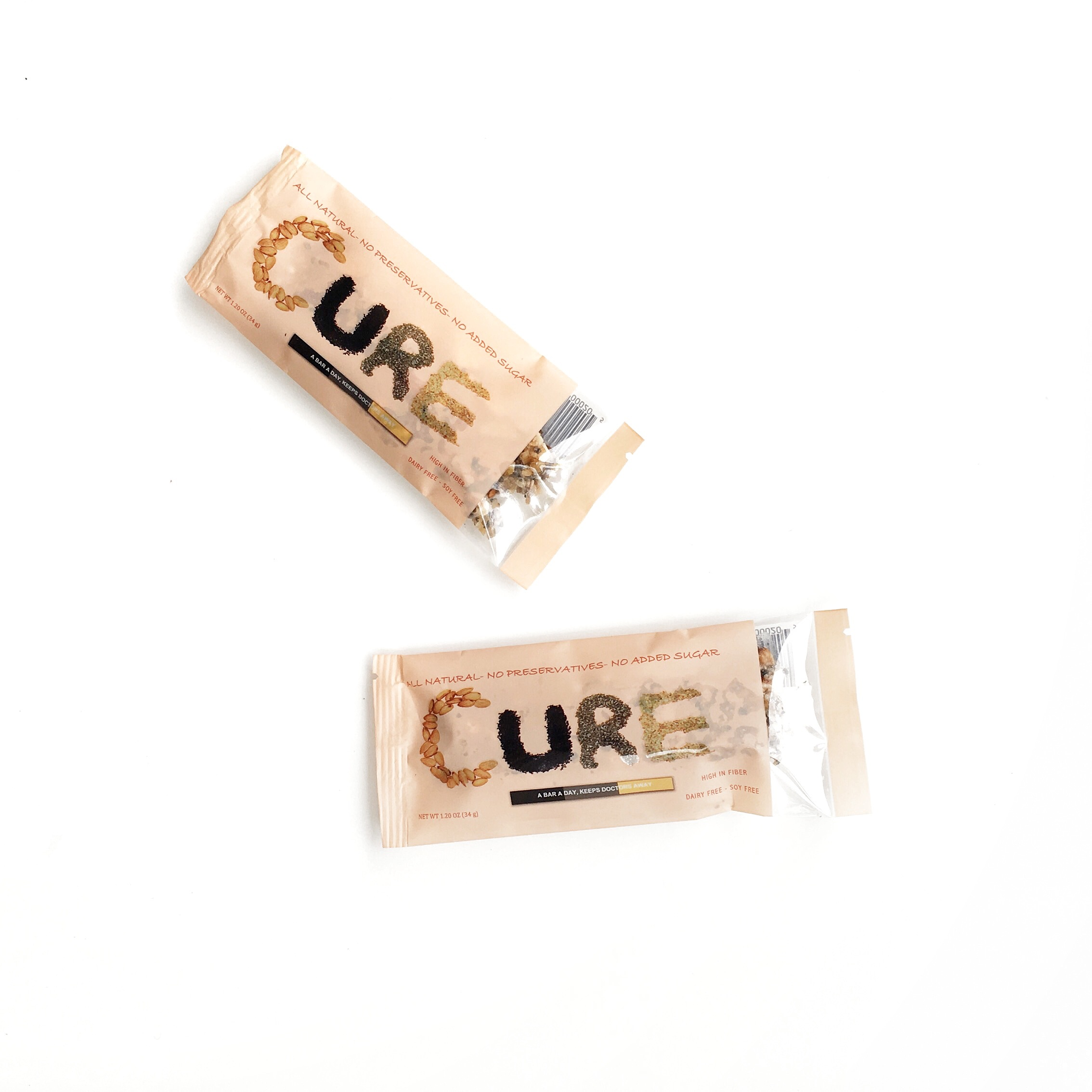 Here's Why You Should Pick Up a CURE Bar Immediately -