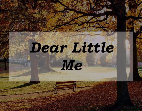An Open Letter to My Younger Self -
