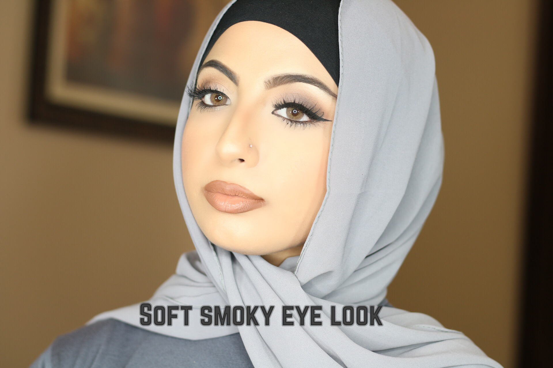A Modern Twist on the Classic Smokey Eye -