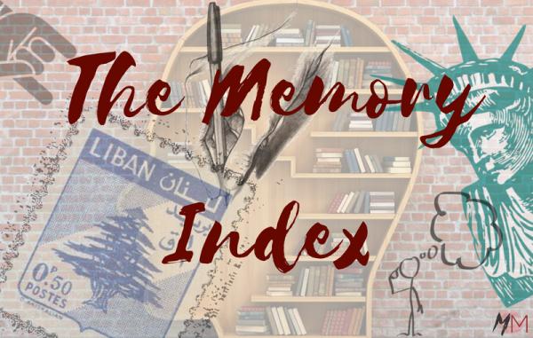Memory Index: R is for Rafida -