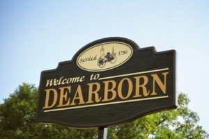 The Memory Index: D is for Dearborn -