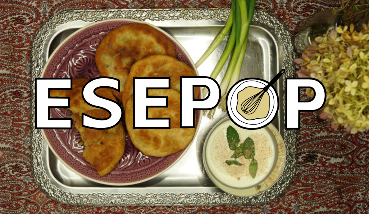 ESEPOP: How to Prepare an Easy Bolani Inspired Recipe -