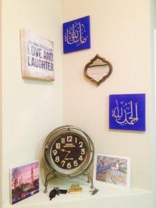 Happy Hour Hijabi: Making a House into a Home -