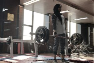 How I Learned To Lift My Husband -