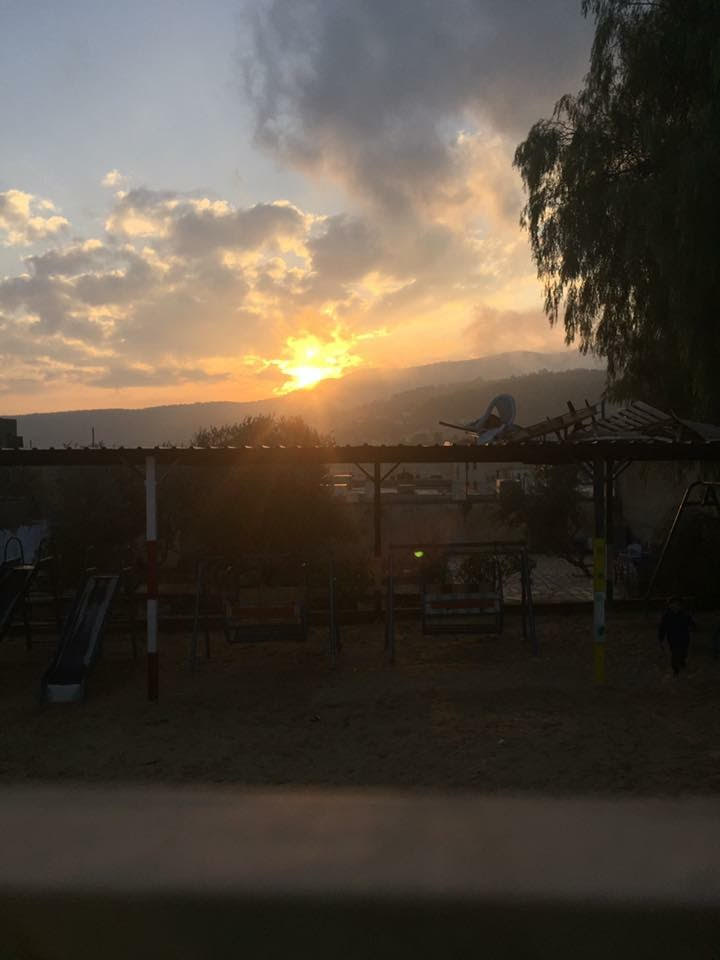 I Left my Heart in Gaza Camp -