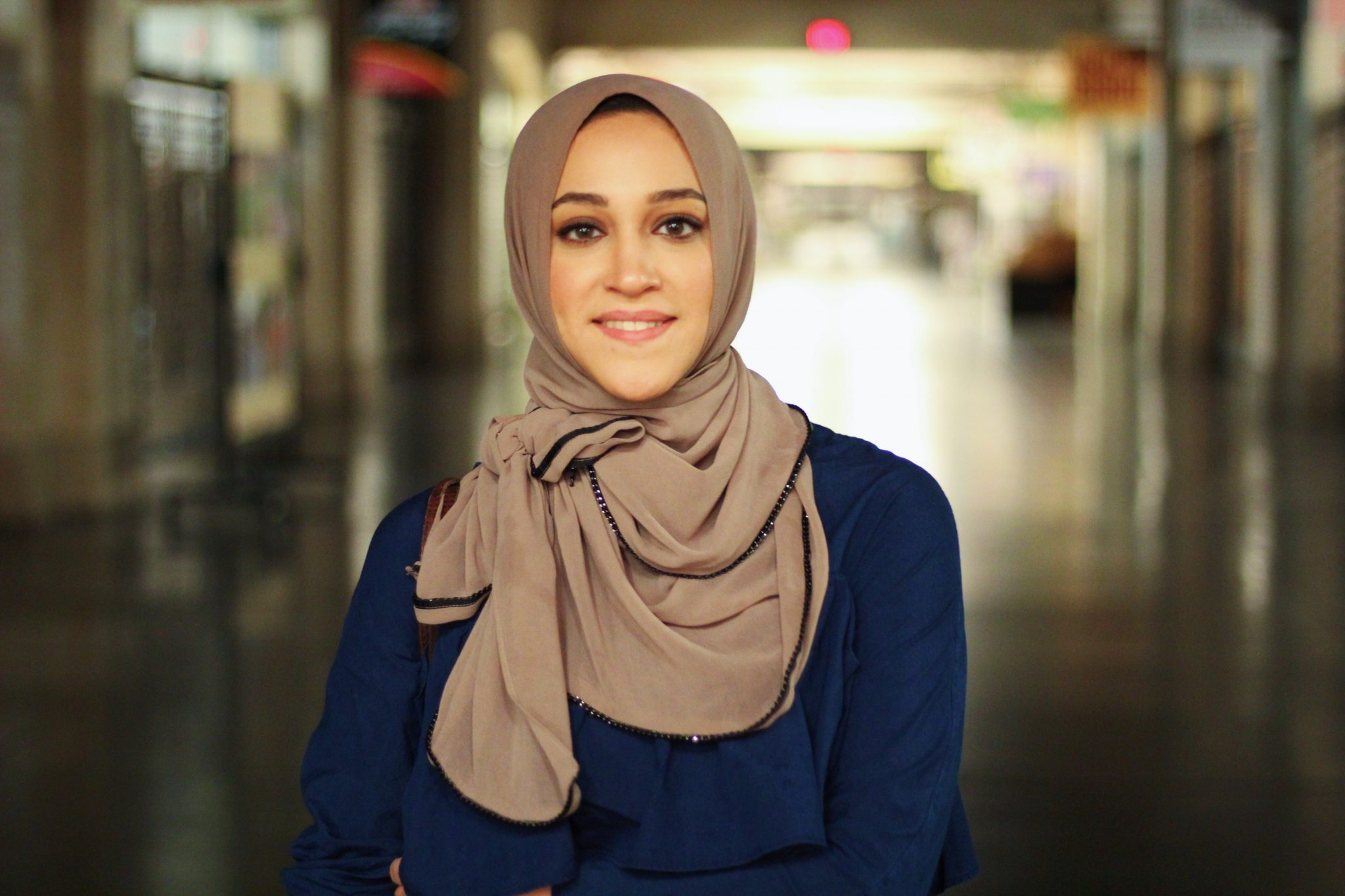 """Framed People"" Founder Talks Framing Your Face with Hijab -"
