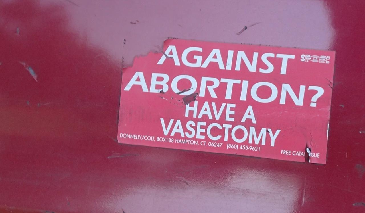 Dear Men - Our Bodies, Our Choices -
