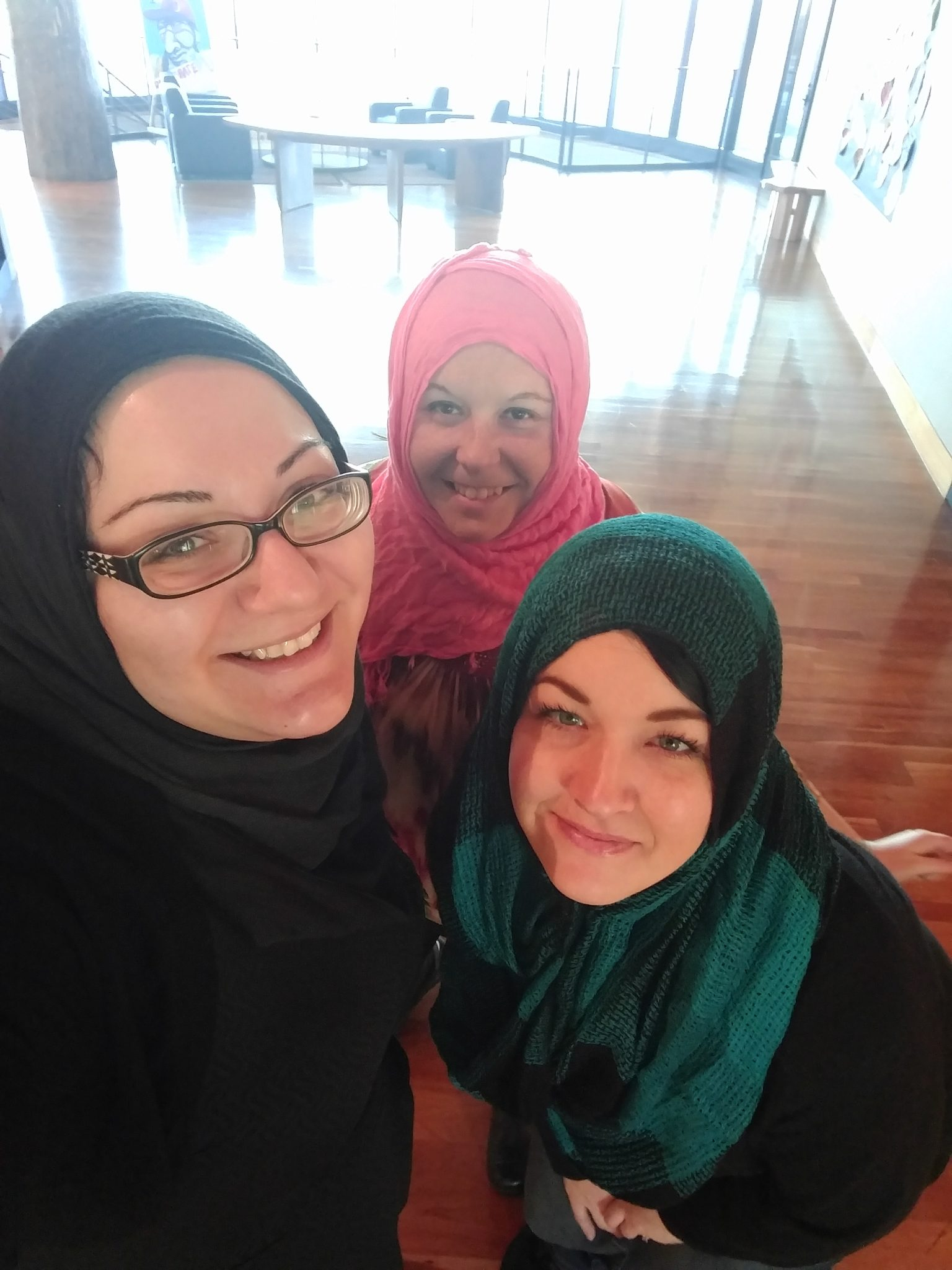 My Middle School Experience with World Hijab Day -