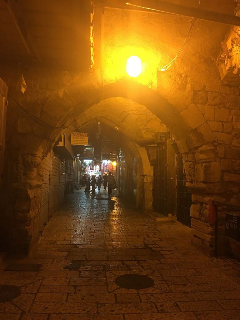 From Above the Gates: How I Found Clarity in Palestine -
