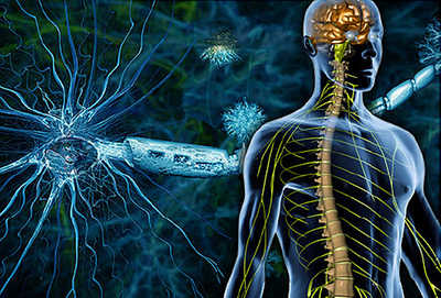 My Funny Brain: Diagnosis, Denial and Dealing with MS -