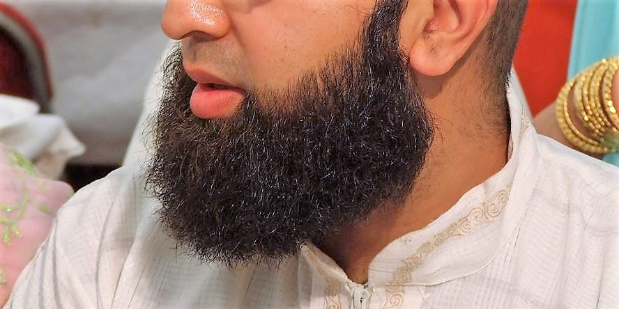 A Conversation with a Muslim Man about his Religious Beard -