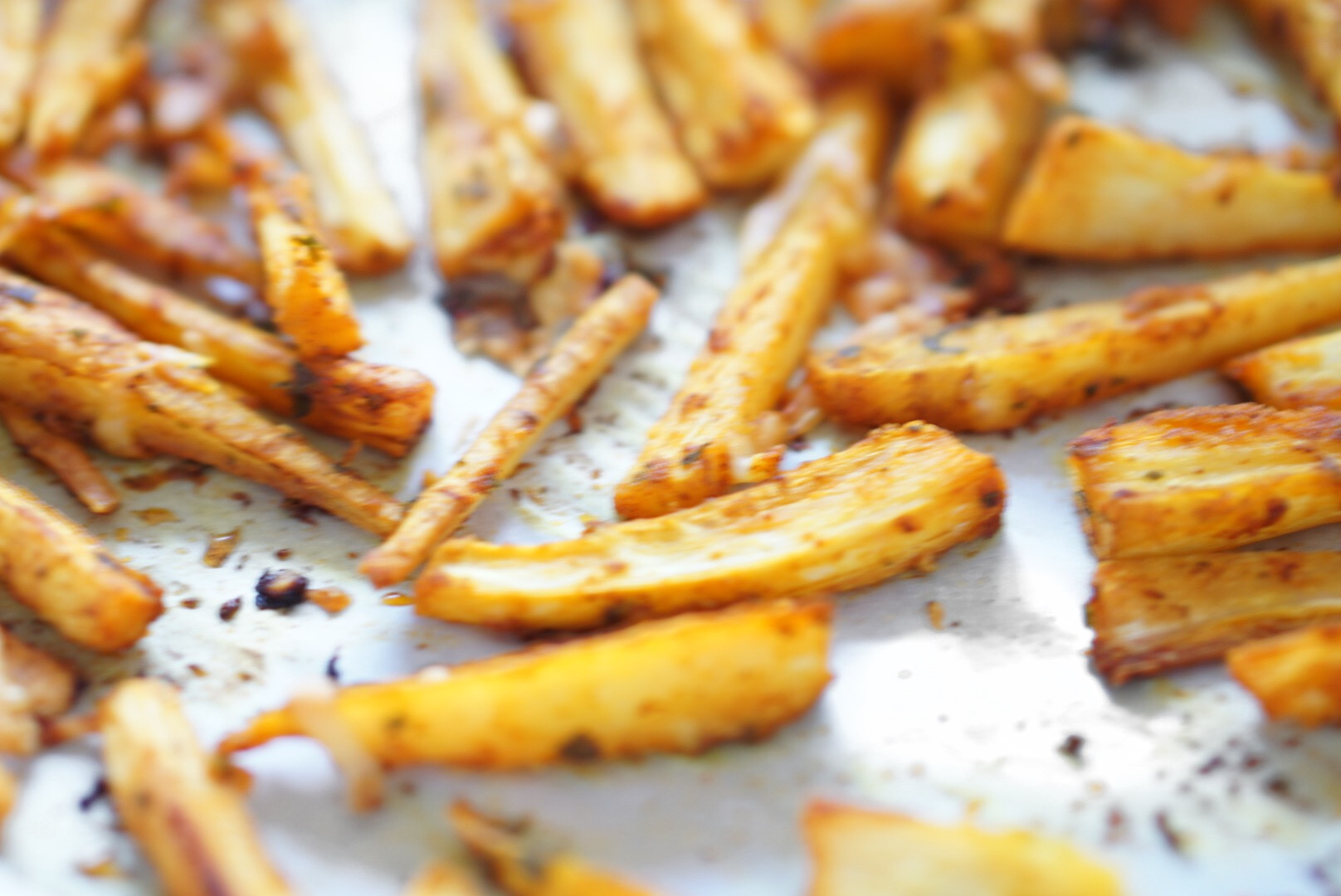Parsnip for the Course -