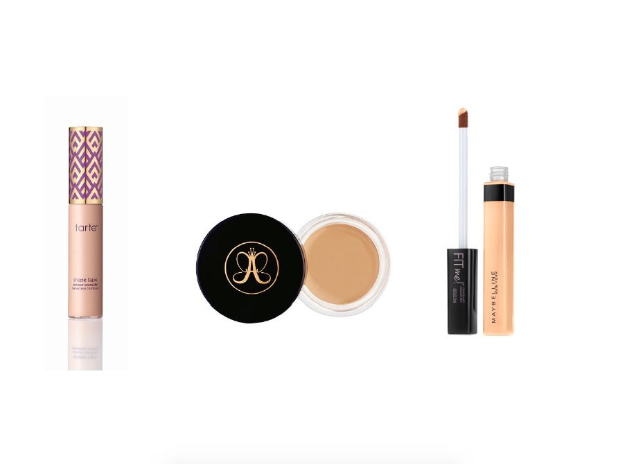 Concealer Fan Club: 3 Concealers You Need Right Now -