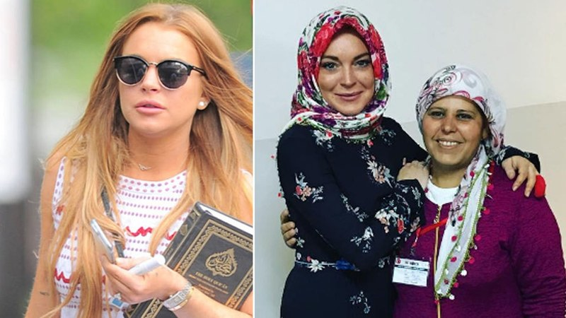 Islam & Lindsay Lohan: Why Do We Feel the Need to Judge People's Religiousness? -