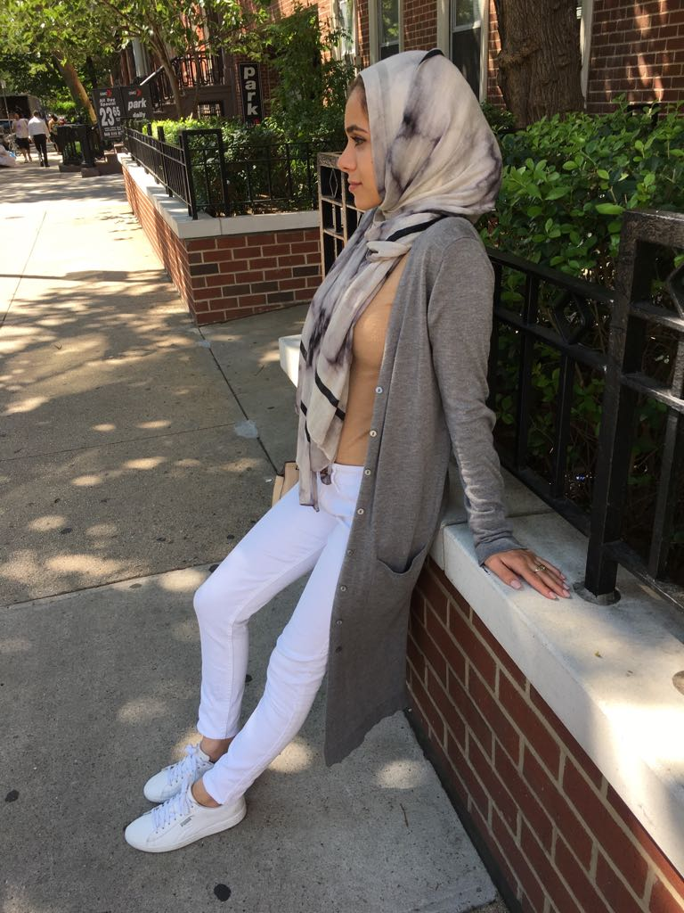 The Comfy and Casual Hijabista -