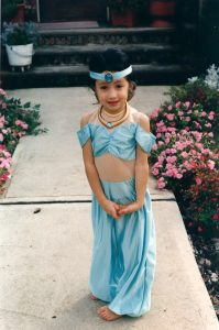 Hey Disney, My Brother is the Perfect Aladdin -