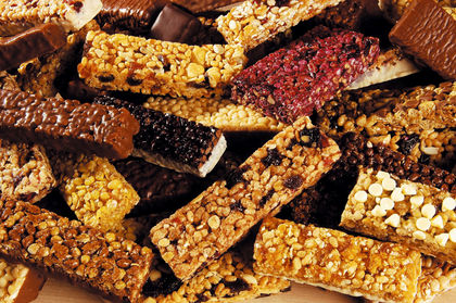 8 Protein and Snack Bars to Satisfy Your Stomach and Salivary Glands -