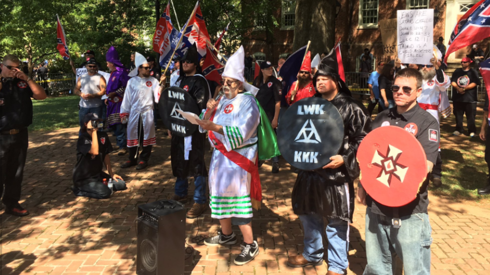 Charlottesville Is Merely a Symptom, the Root of Which Is Hate -
