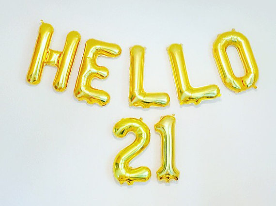21 Ways to Celebrate Turning 21 - That Don't Involve Alcohol -