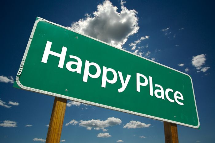Take Me to My Happy Place -