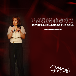 Laugh Til You Cry: An Interview with Comedian Mona Aburmishan -