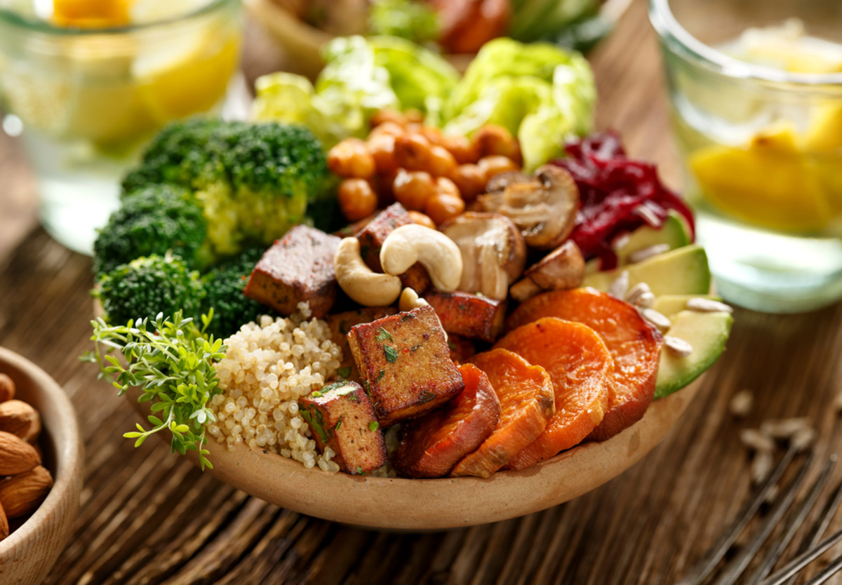 5 Essential Nutrients for Vegans and Vegetarians -