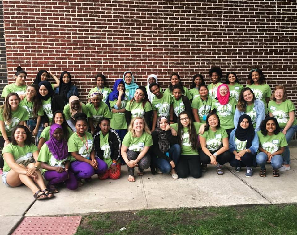 Creating and Enhancing Opportunities for Girls Displaced by Conflict and Persecution -