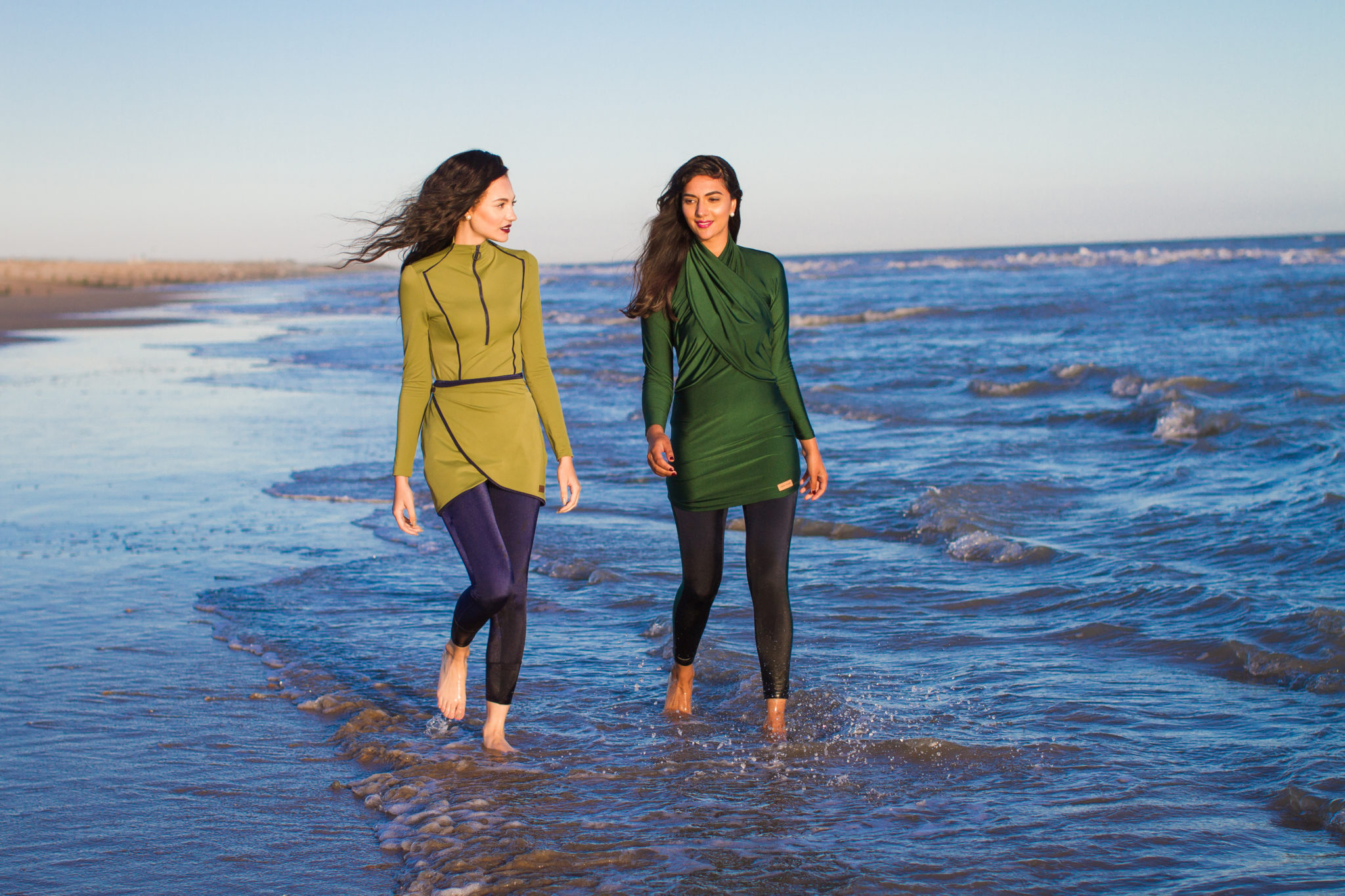 Breakthrough Stylish and Modest Swimwear -