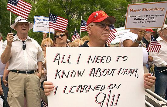I Had Never Heard of Islam Before 9/11 -