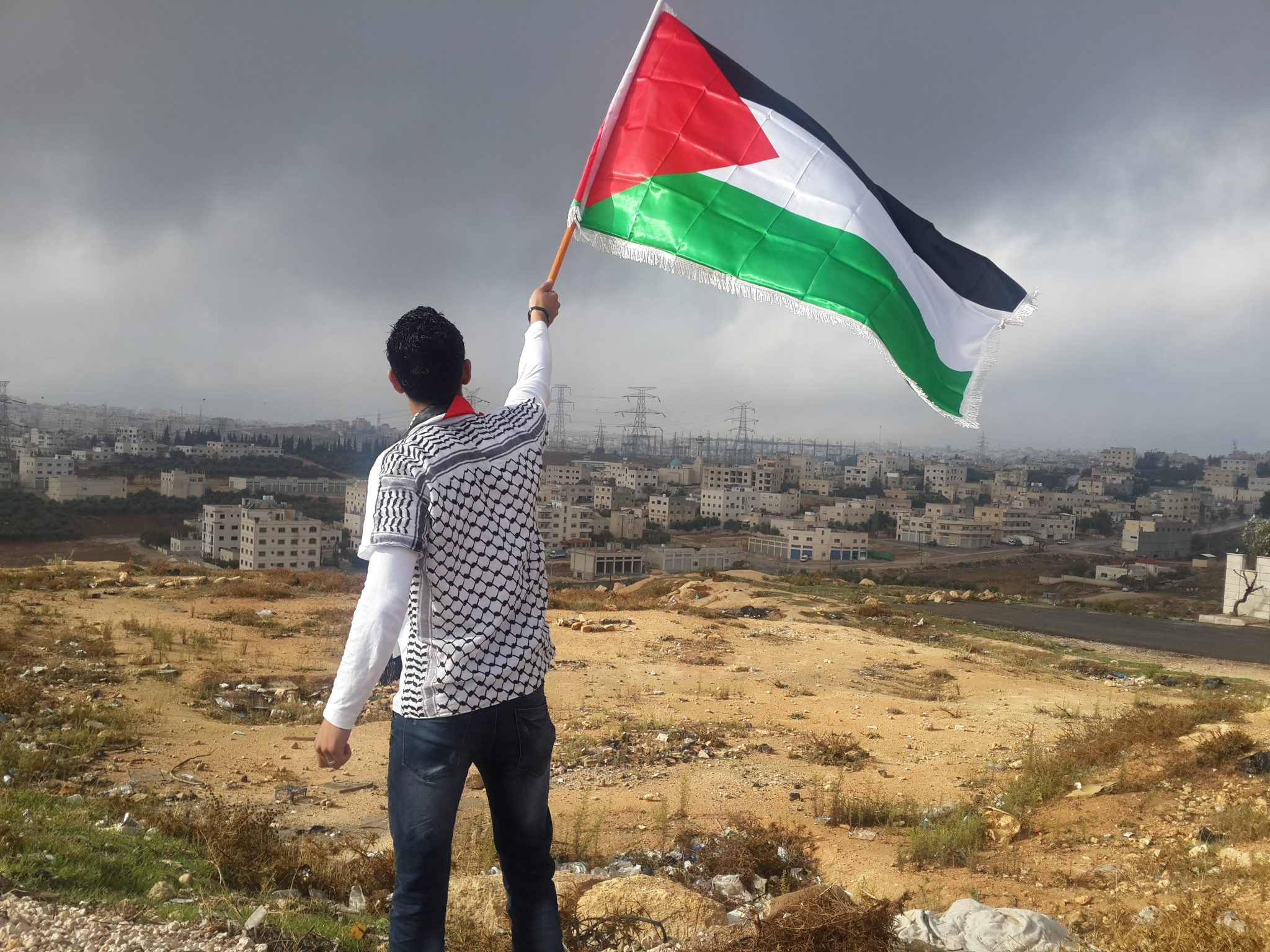 Palestine Will Be Freed -