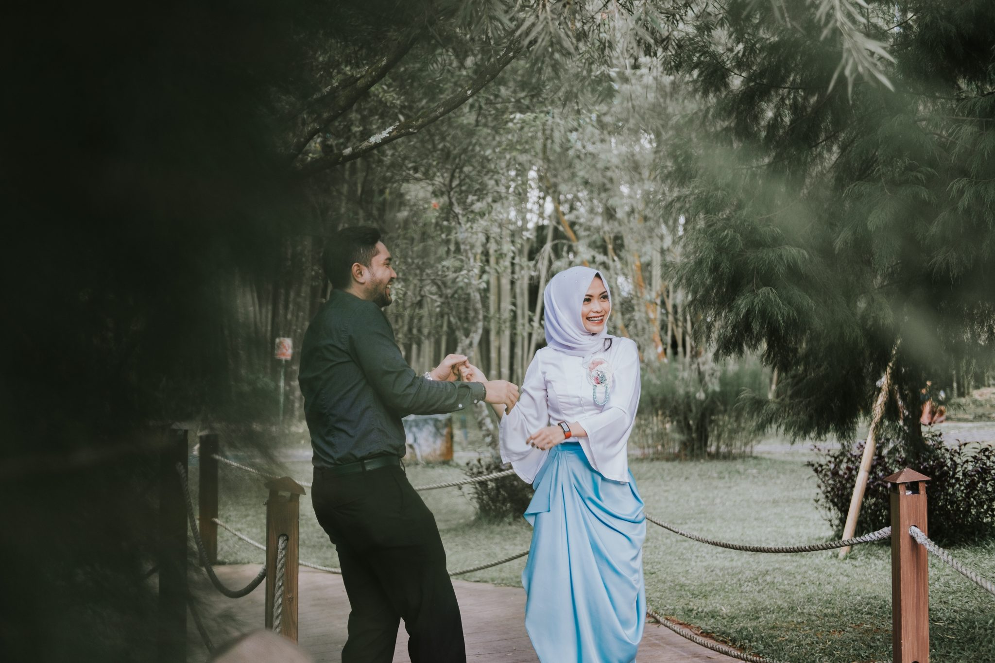 Redefining How Muslims Meet, Mingle, and Marry -