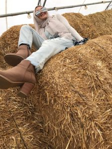 Styling the Overalls Comeback with a Fall Twist -