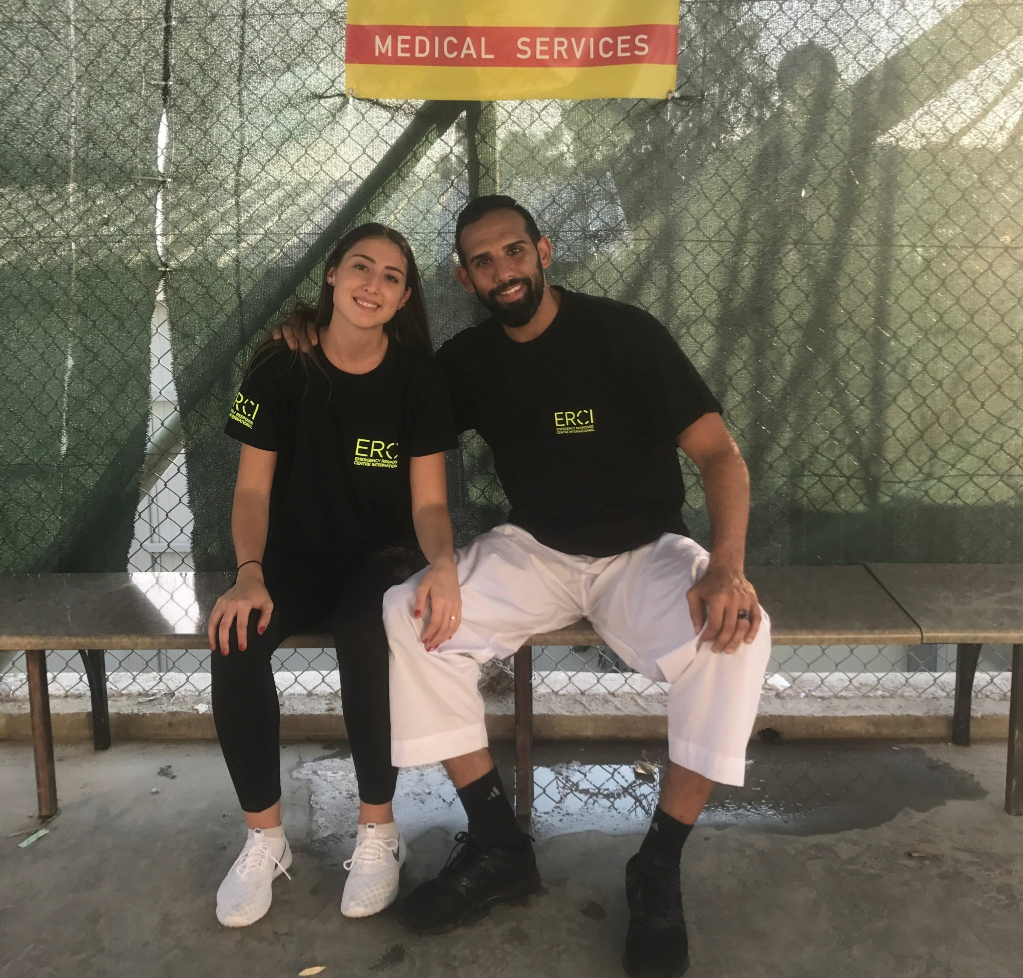 I Spent My Honeymoon in a Refugee Camp -