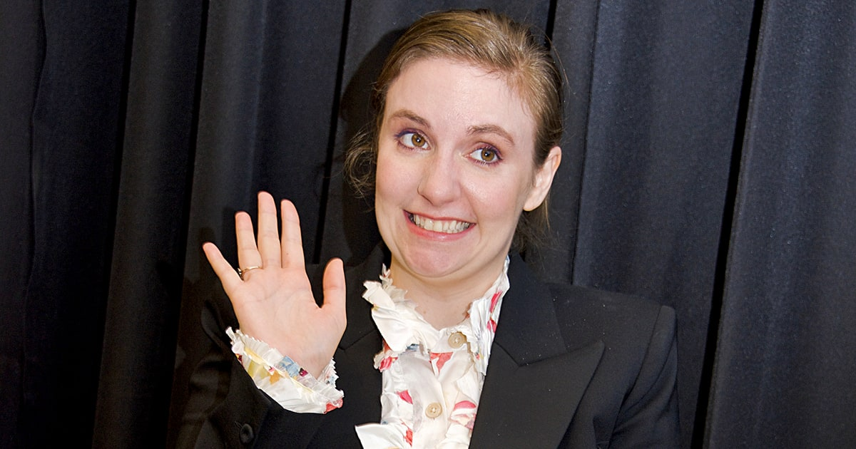 I'm Done with Lena Dunham and Her Problematic Feminism -