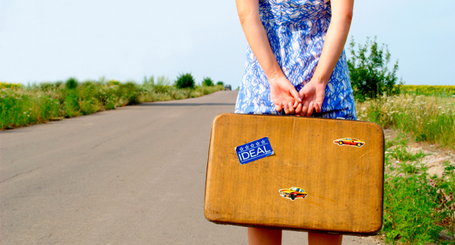"Looking for Someone Who ""Doesn't Have Baggage"" -"